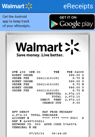Walmart Credit Card App Mobile Payments And Fast Store Credit Access