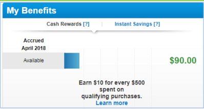 How To Earn And Use Sams Club Credit Card Rewards